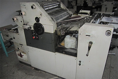 胶印机jd4660电路图